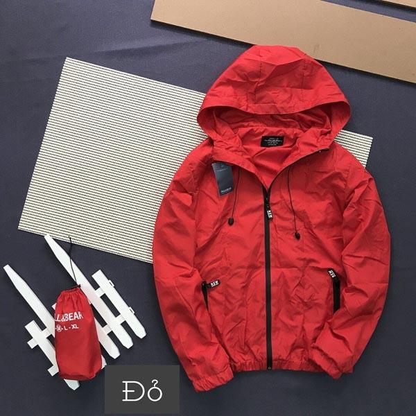 7 mẫu áo khoác nam đẹp- áo khoác dù