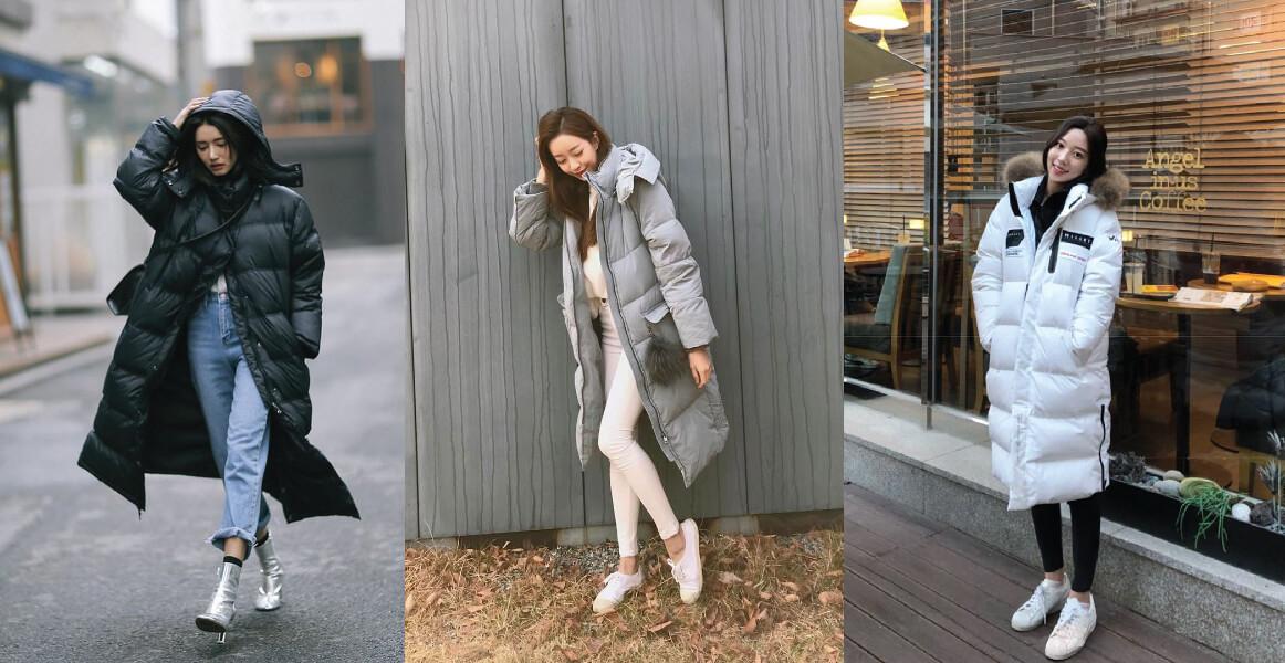 Cách phối đồ mùa đông cho nữ ĐẬM CHẤT Hàn Quốc 2020