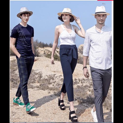 Mũ Panama phong cách