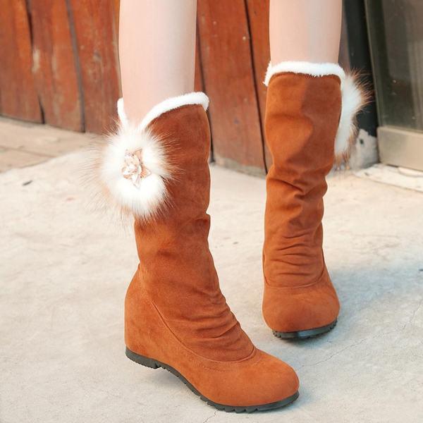 giày mùa đông