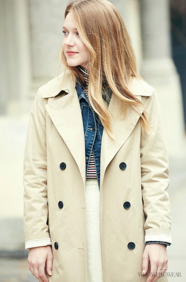 top 10 kiểu áo khoác nữ đẹp 2019